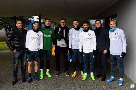 Inter, Bauza su Icardi: