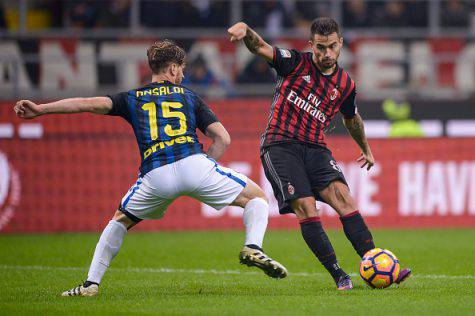 Formazioni Inter-Milan
