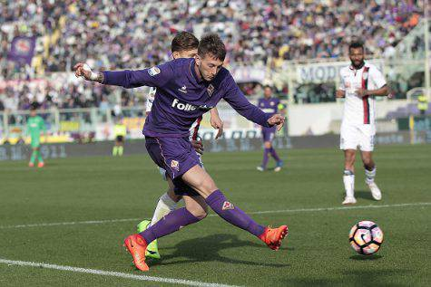 [VIDEO] Bernardeschi, cucchiaio flop. E Handanovic gli para il rigore in Fiorentina-Inter