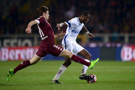 Inter, Kondogbia:
