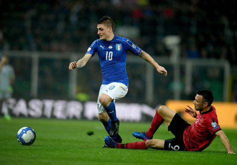 Verratti Inter
