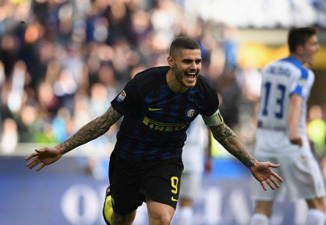 Icardi: Mi sento molto legato all'Inter