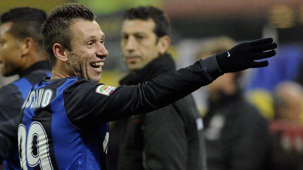 Inter, Cassano:
