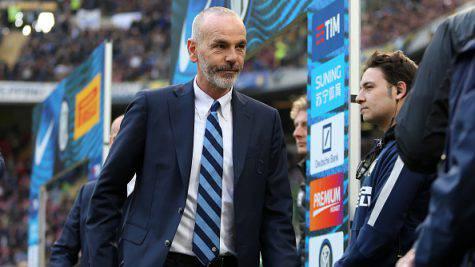Inter-Napoli, conferenza Pioli