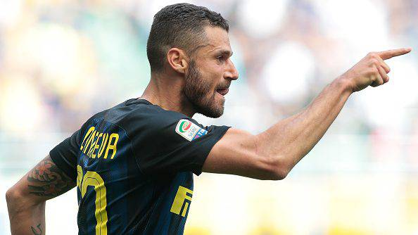 Inter, Candreva