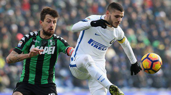 Video Gol Inter-Sassuolo 1-2: Highlights, Sintesi e Tabellino