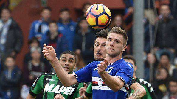 Inter: Ferrero conferma l'arrivo di Skriniar. Caprari alla Samp, Banega ai saluti