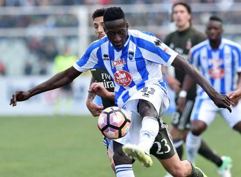 Inter, si avvicina Coulibaly: incontro con il Pescara