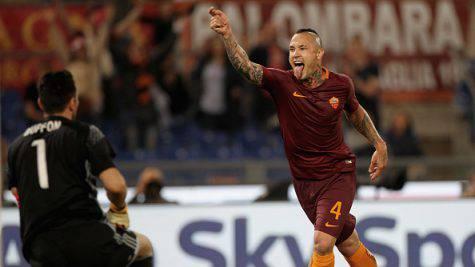 Roma, Nainggolan all'Inter: 30 milioni di sì