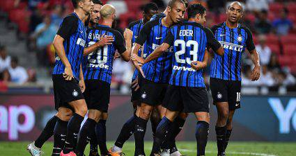 diretta Inter fiorentina