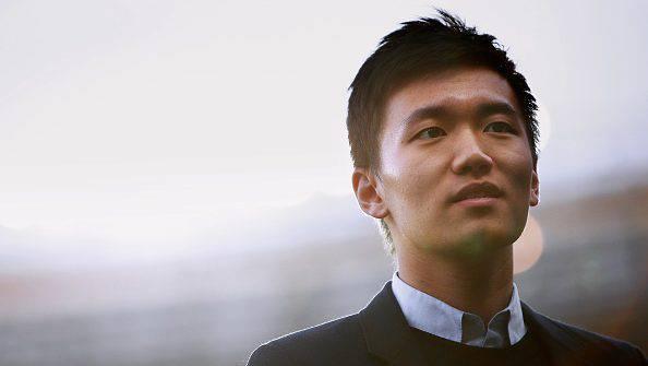 Steven Zhang Inter selfie Instagram Messi