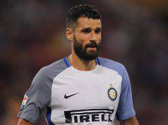 Candreva sul derby Milan-Inter