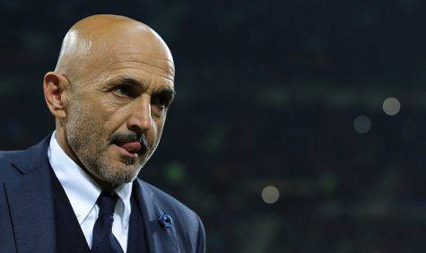 Spalletti sul calciomercato Inter
