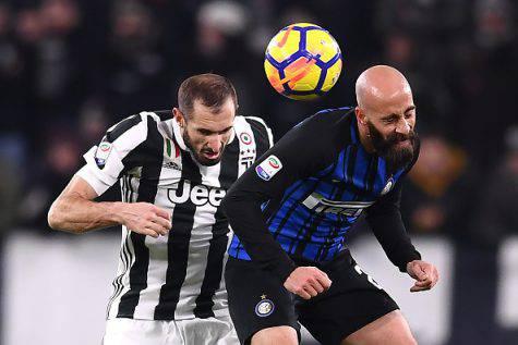Juve-Inter 0-0, Borja Valero: