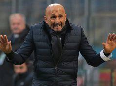 Inter Spalletti tifoso Milan