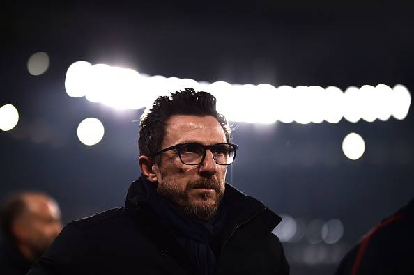 Roma Inter emergenza Di Francesco