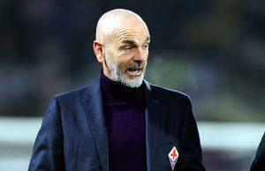Fiorentina Inter conferenza Pioli