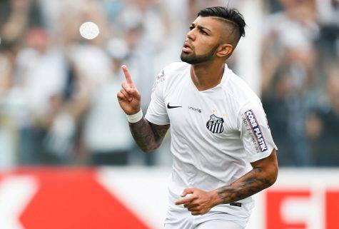 Gabigol tra Santos e Inter