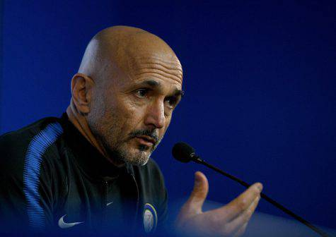 Juve Inter conferenza Spalletti