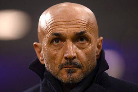 Le dichiarazioni di Luciano Spalletti dopo Lazio-Inter