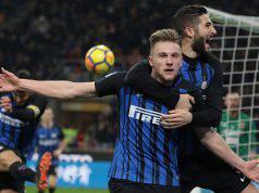 Sion-Inter, le formazioni ufficiali