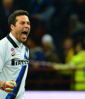 Julio Cesar Inter Milan