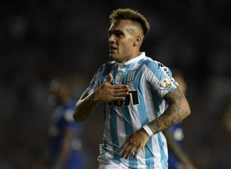 Lautaro Martinez annuncia che il suo arrivo all'Inter è ai dettagli