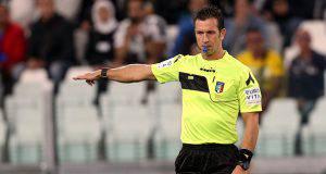 Daniele Doveri designato per Atalanta-Inter