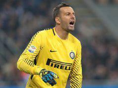 Inter-Milan, le parole di Handanovic