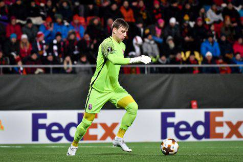 Inter Lunin Real Madrid