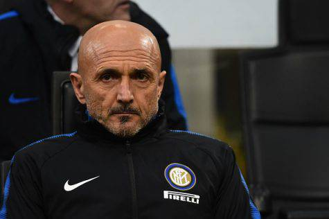 Lugano Inter Spalletti