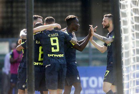 Calciomercato Inter cessioni