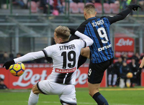 Goleada Inter alla Dacia Arena: per l'Udinese l'incubo continua