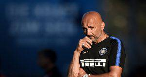Spalletti Inter Sheffield