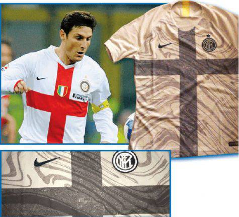 Terza maglia Inter