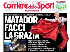 Corriere dello Sport Inter