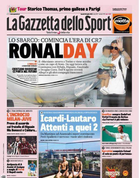Gazzette dello Sport Inter