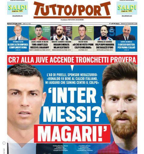 Tuttosport Inter