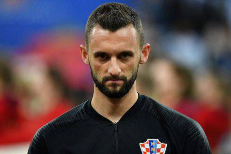 Marcelo Brozovic: Like galeotto a Modric su Instagram