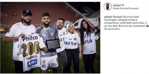 instagram gabigol inter