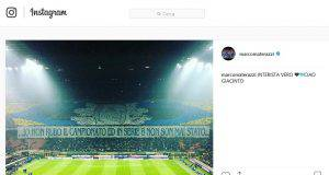 Instagram, Materazzi saluta Facchetti. Insulti dei tifosi della Juventus
