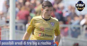 Calciomercato Inter, tre big a rischio: i possibili eredi