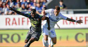 Inter, Martinez torna sabato