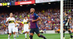 Rafinha tra Barcellona-Inter e Spalletti
