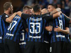 Formazioni ufficiali Inter-Parma
