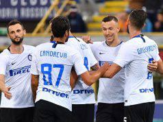 Inter Bologna formazioni ufficiali