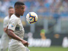 News Inter infortunio rientro Dalbert