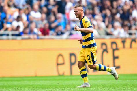Le parole di Dimarco dopo Inter-Parma
