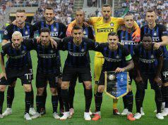Formazioni ufficiali Sampdoria-Inter