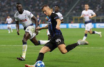 Verso Inter-Milan: Perisic nell'undici titolare